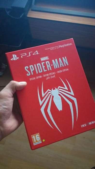 Spiderman Edición Especial