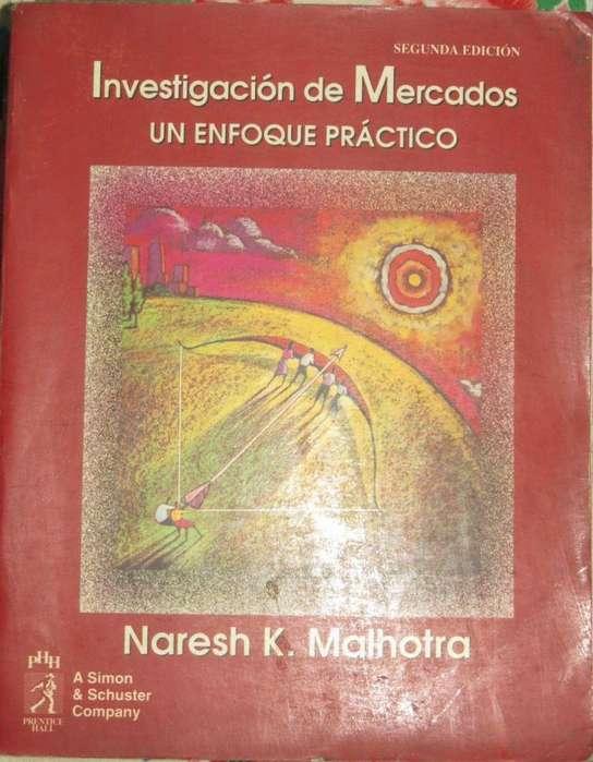 Libro investigacion de mercados 864 paginas tecnicas y procesos modernos para investigar mercados U93