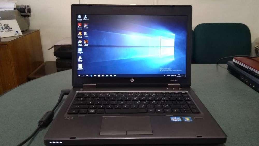 Laptop Hp Probook ,crédito hasta 24 Mese