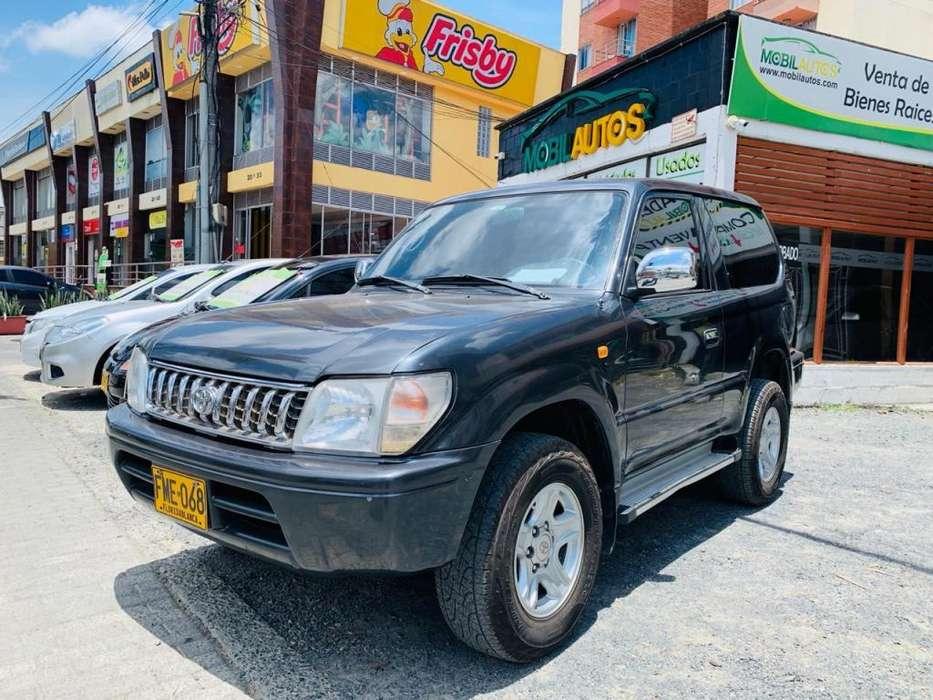 Toyota Prado 2008 - 149000 km