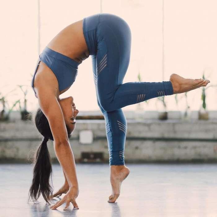 Yoga-Meditación-Yoga Artístico
