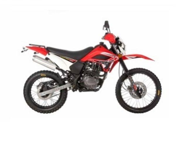 MOTO SHINERAY XY250GY9 XRAPTOR JAPON MOTOS QUEVEDO