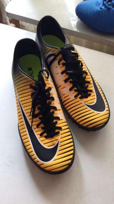 Zapatillas Nike Mercurial X Nuevas