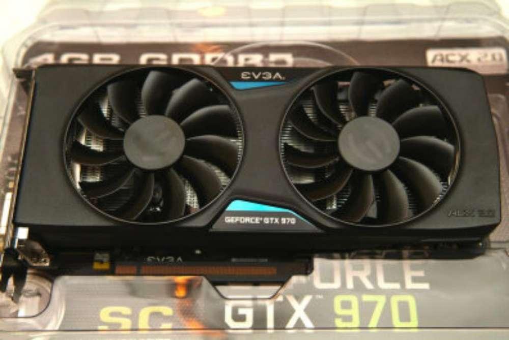 Tarjeta de Video Nvidia Gtx 970 Sc