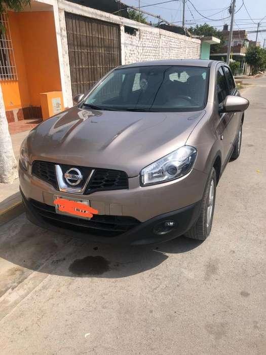 Nissan Qashqai  2013 - 96000 km