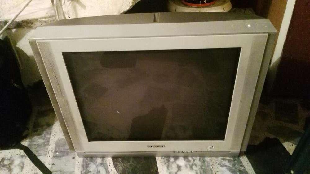 <strong>televisor</strong> Antiguo Samsung 25 Pulgadas
