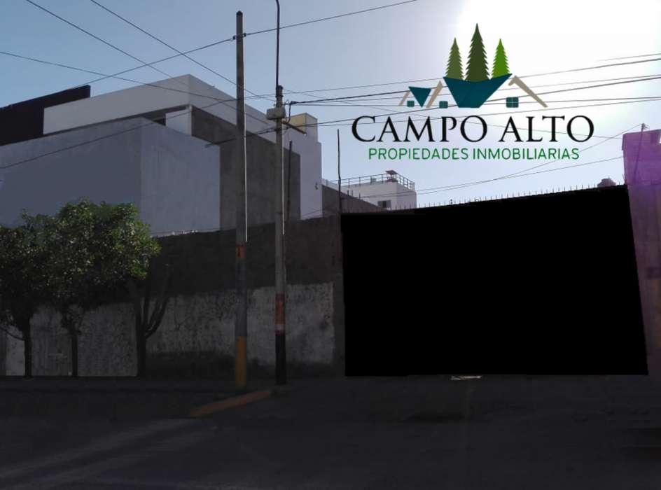Terreno Ideal para Almacen en Avenida en Miraflores
