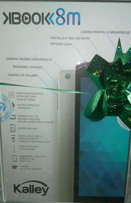 Vendo Tablet Económica Recien Comprada
