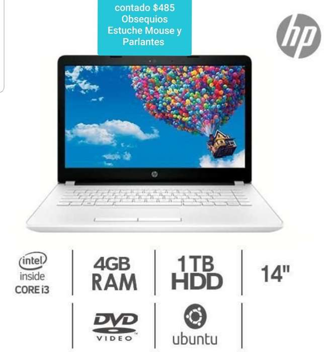 Laptop Hp Core I5 Y Dell Core I5 7ma Gen