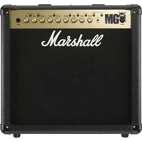 Marshall MG50FX con foot controller