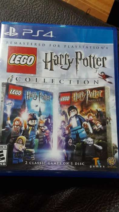Juego Play 4, Harry Potter