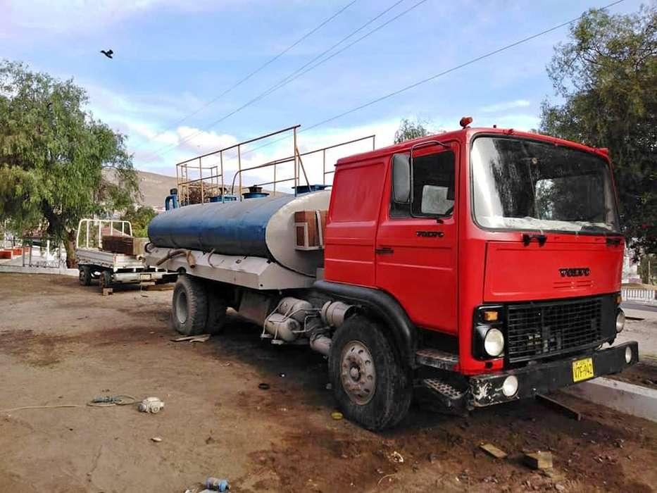 venta de camion cisterna volvo