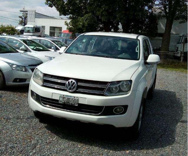 Volkswagen Amarok 2013 - 195985 km