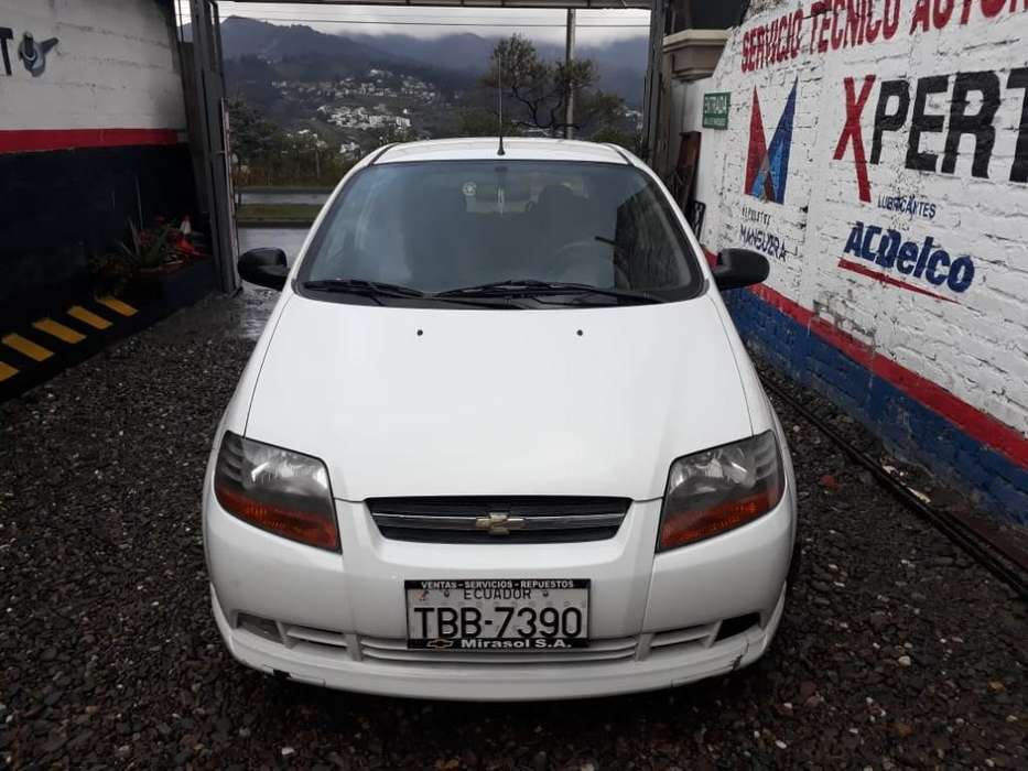 <strong>chevrolet</strong> Aveo 2011 - 135000 km