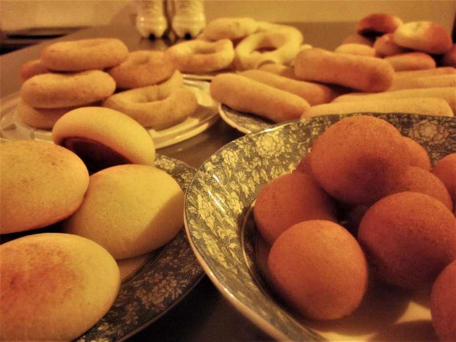 Curso de Productos de Queso (almojabanas, pande yuca, buñuelos)