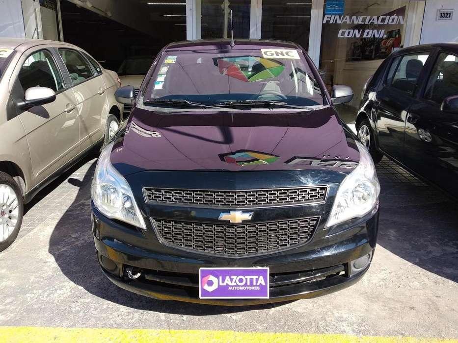 Chevrolet Agile 2011 - 96000 km