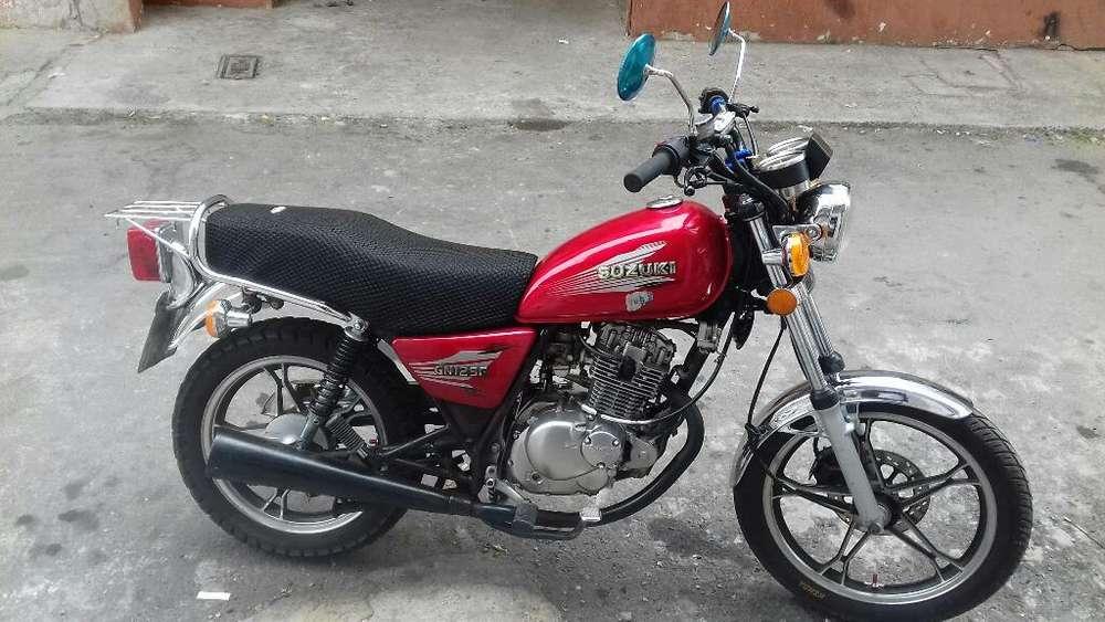 Gn125 Vendo O Cambio