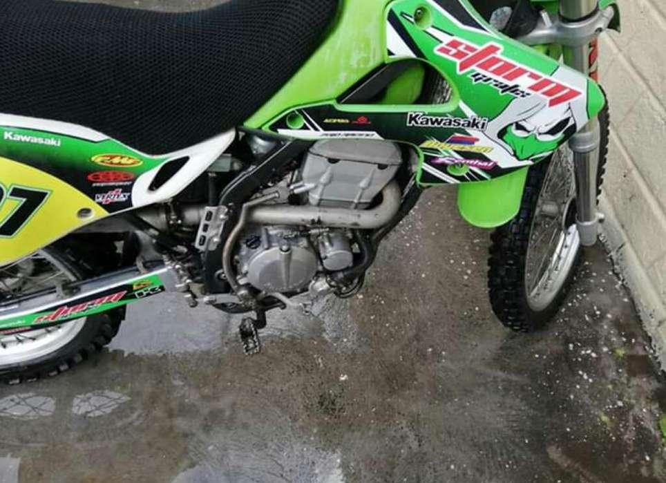 Vendo Moto <strong>kawasaki</strong>
