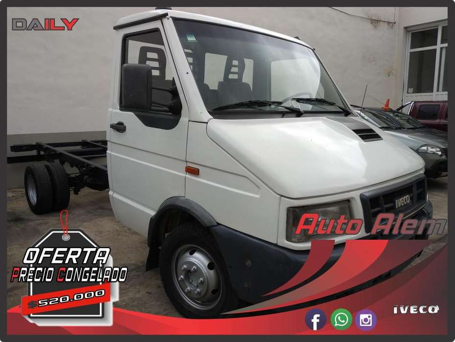 Iveco Daily Chasis 2005 - 262000 km
