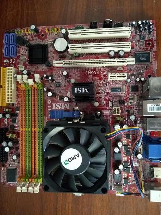 Procesador Am2 Athlon X2 2.1ghz