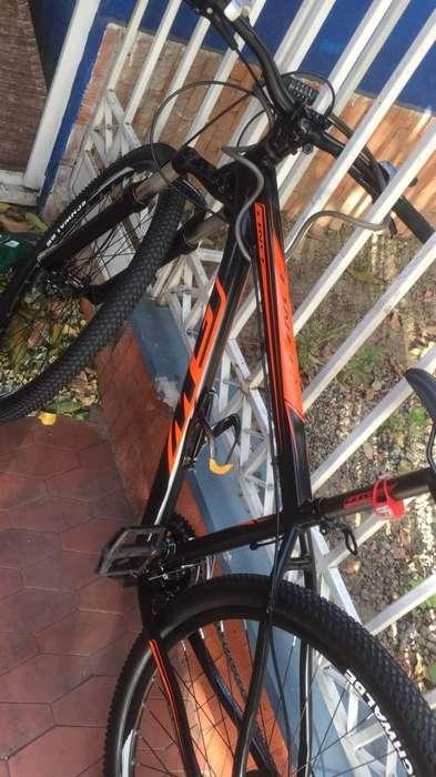 Bicicleta Mtb Gw Lince M
