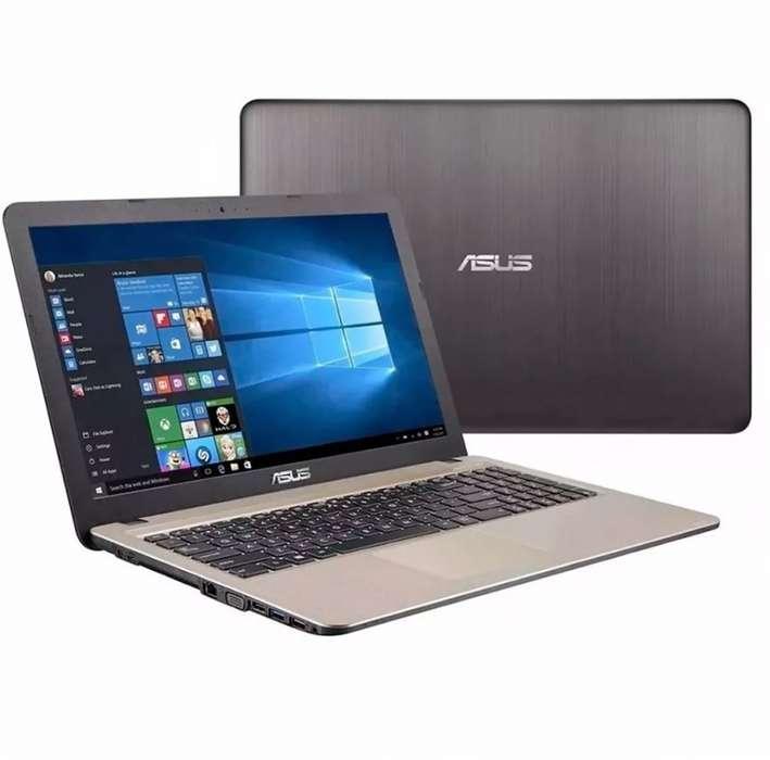 Asus X540M Procesador Intel Celeron N4000 2 nucleos DD 500