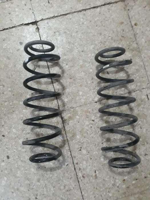 Espirales Traseros Ford Fiesta Kinetic