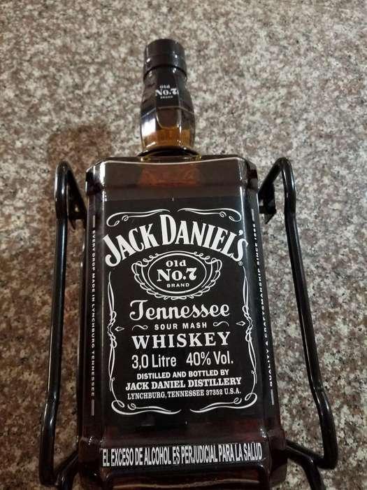 Wihski Jack Daniels 3 L