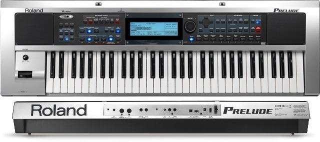 teclado sintetizador roland prelude original