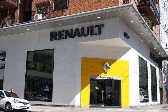 Vendedores sumense al equipo de ventas de Renault Lepic s.a