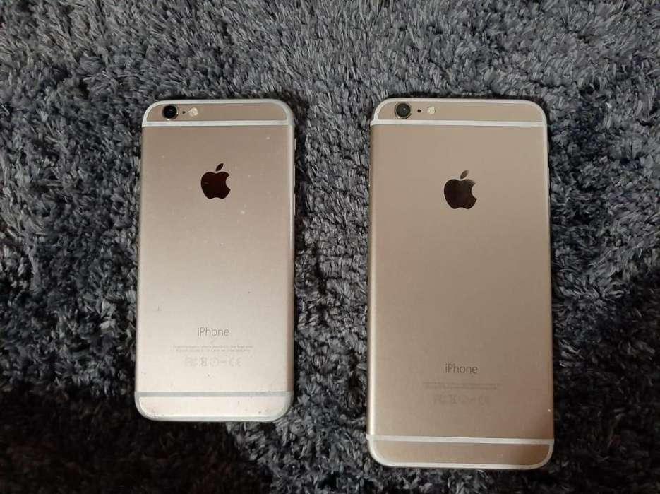 iPhone 6 Plus de 64gb Y iPhone 6 de 16gb