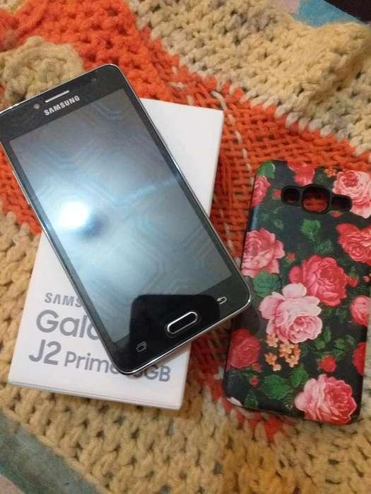 Vendo J2 Prime de 16gb Impecable Libre