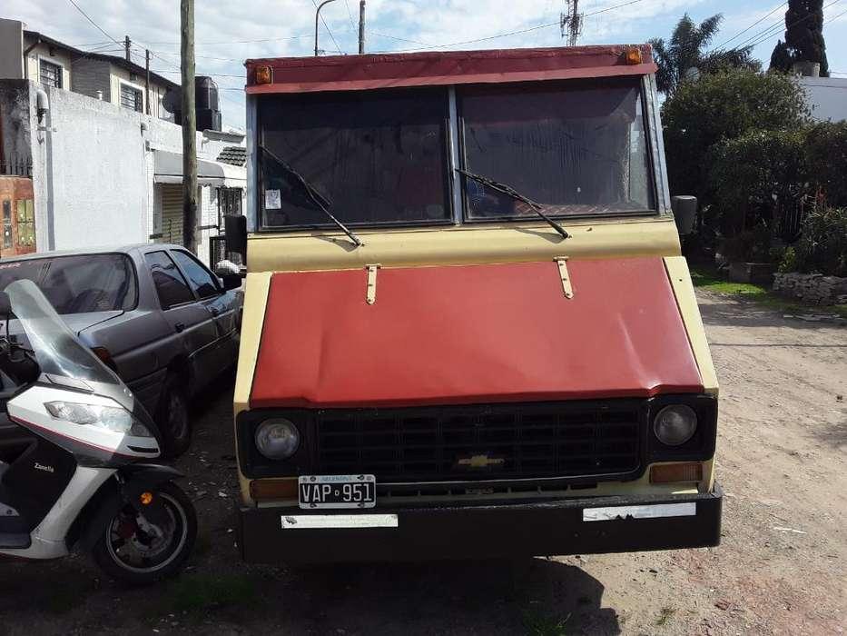 Casa Rodante Omologada Chevrolet C10