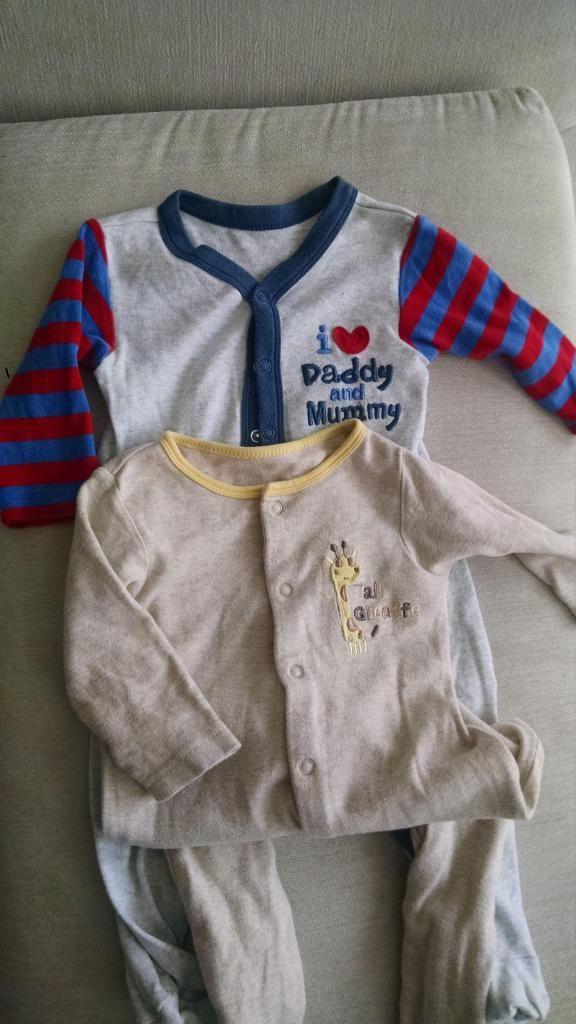 cc2d0082b1 Pijamas enterizas de Bebé Mothercare - Bogotá