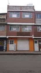 CASA COMERCIAL, MULTIFAMILIAR Y RENTABLE EN LA AV PRINCIPAL BARRIO SOCORRO KENNEDY