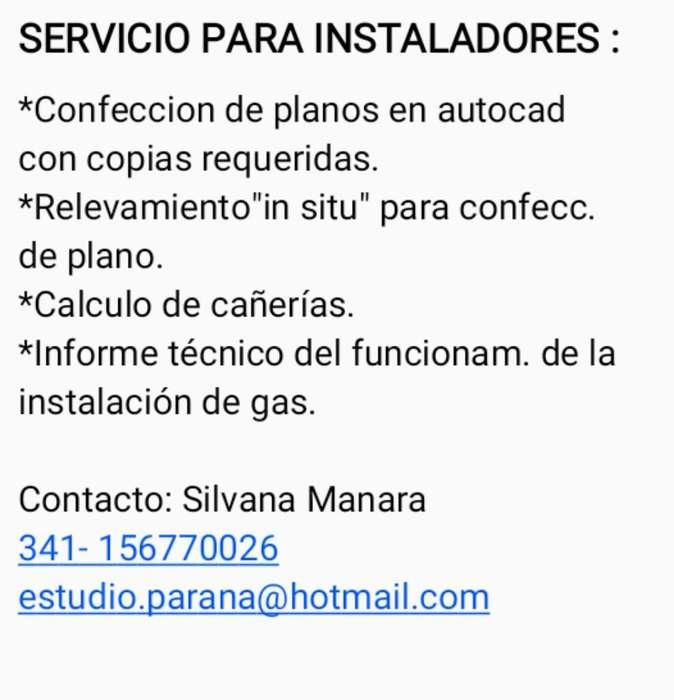 Servicio para Instaladores