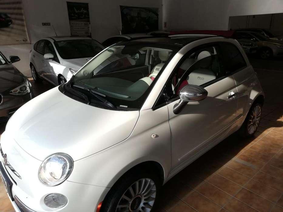 Fiat 500 2015 - 27000 km