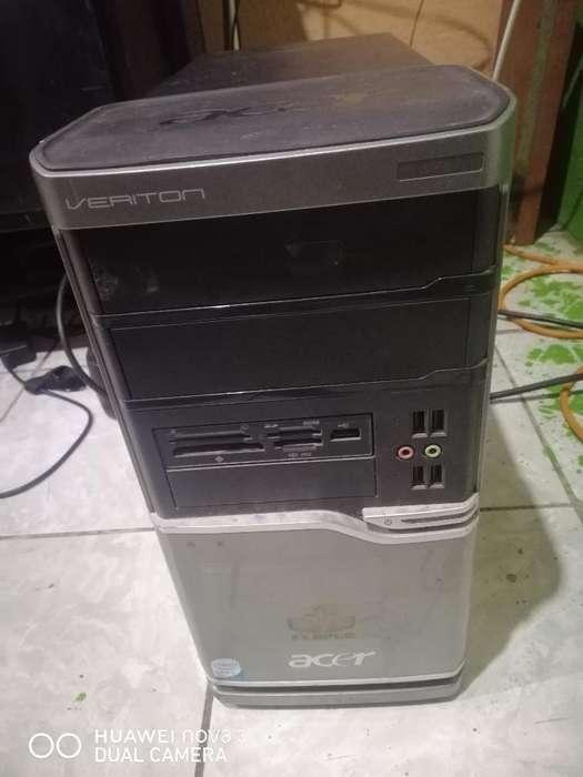 Vendo Cpu Acer Core I2 Duo