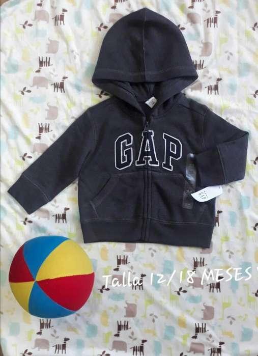 Chompa Gap Kids Nueva 4t