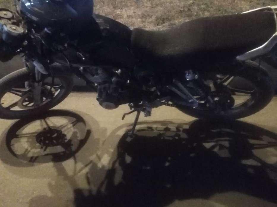 Vendo Moto Lineal Motor 150 Marca Sanya