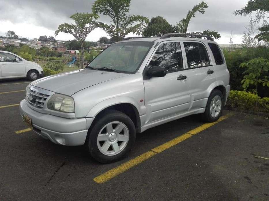 Chevrolet Grand Vitara 2004 - 256000 km
