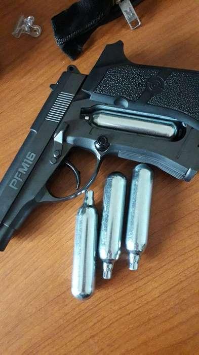 Pistola Gas Comprimido Crosman