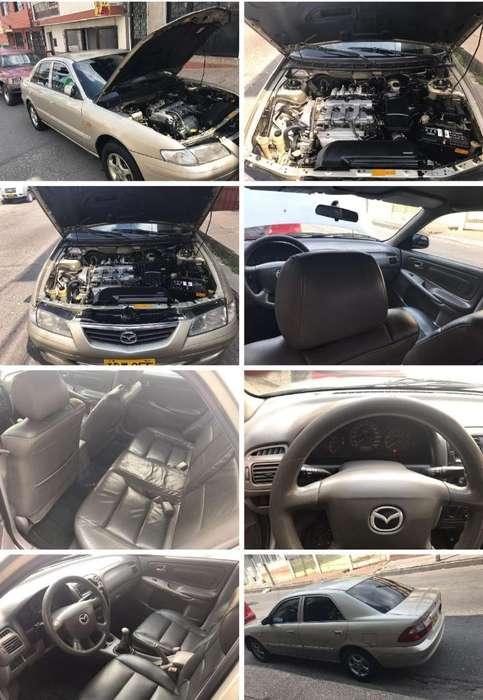 Mazda 626 2004 - 268000 km