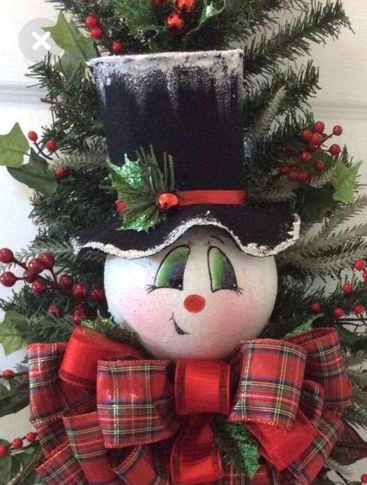 Muñecos Hermosos para Navidad