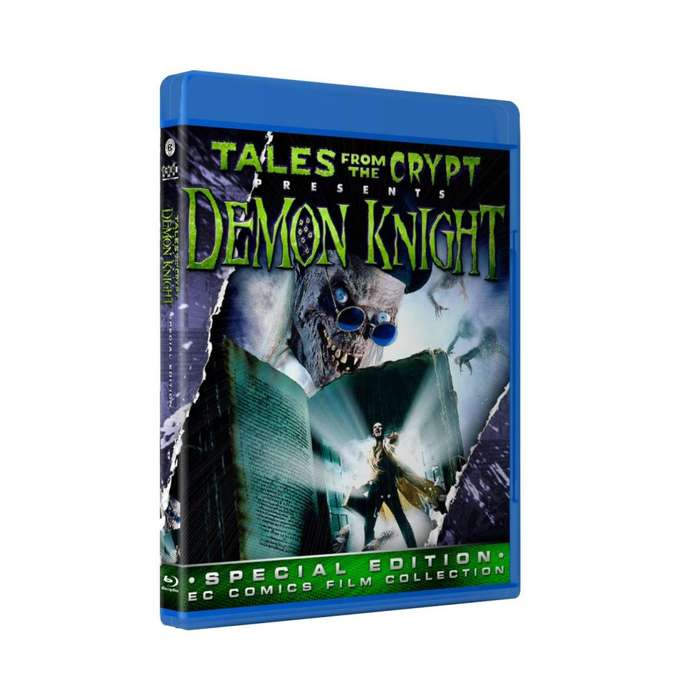Tales From The Crypt The Demon Knight - Bluray Latino/ingle