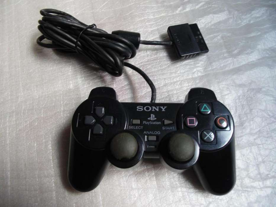 Control PS2 Original - Playstation 2 para revisar.