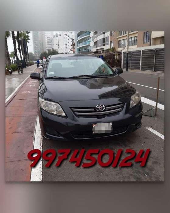 Toyota Corolla 2008 - 120000 km
