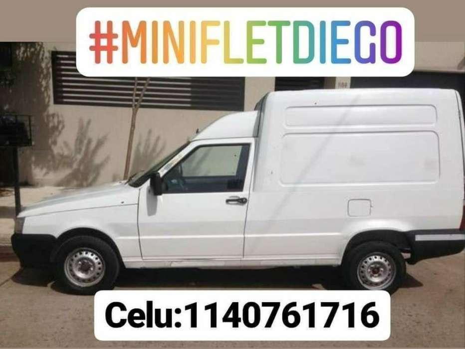 Miniflet Diego las 24hs.