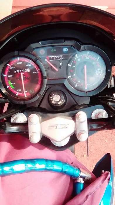 Vendo <strong>moto</strong> Yamaha Sz 150cc Impecable!!