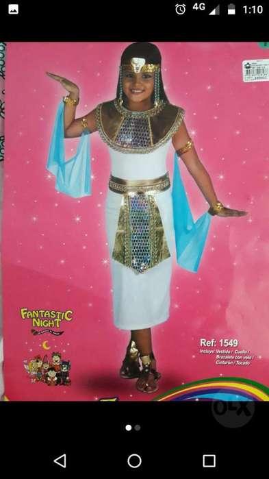 Venta de Disfraz de Egipcia
